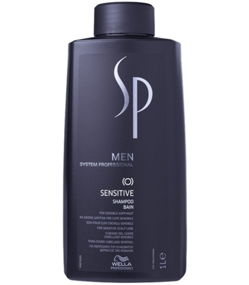 Picture of WELLA SP MEN SENSITIVE SHAMPOO 1000ML