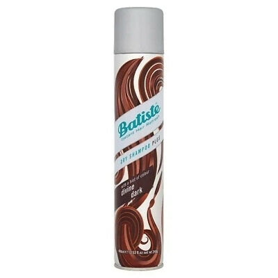 Picture of BATISTE DARK BROWN DRY SHAMPOO 400 ML
