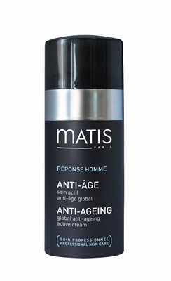 Picture of MATIS MEN ANTI-AGEING - GLOBAL ANTI-AGEING ACTIVE CREAM 50ML