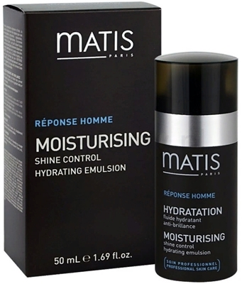 Picture of MATIS MEN MOISTURIZING - SHINE CONTROL HYDRATING EMULSION 50ML
