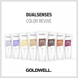 Показать информацию о GOLDWELL DUALSENSES COLOR REVIVE CONDITIONER 200ML