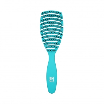 Picture of ILU HAIR BRUSH EASY DETANGLING OCEAN BLUE