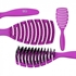 Picture of ILU HAIR BRUSH EASY DETANGLING PURPLE