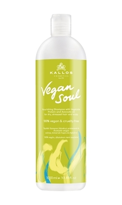 Picture of KALLOS VEGAN SOUL NOURISHING SHAMPOO 1000ML
