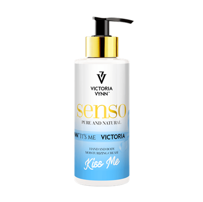 Picture of VYCTORIA VYNN SENSO KISS ME HAND AND BODY MOISTURIZING CREAM 250ML
