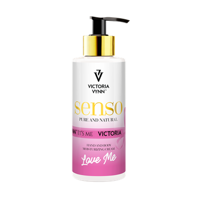 Picture of VYCTORIA VYNN SENSO LOVE ME HAND AND BODY MOISTURIZING CREAM 250ML