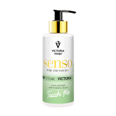 Picture of VYCTORIA VYNN SENSO TOUCH ME HAND AND BODY MOISTURIZING CREAM 250ML