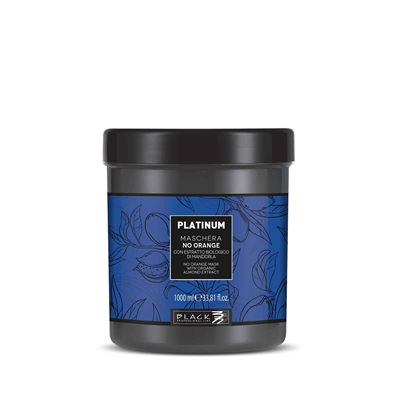 Picture of BLACK PROFESSIONAL LINE PLATINUM NO ORANGE MASK 1000 ML