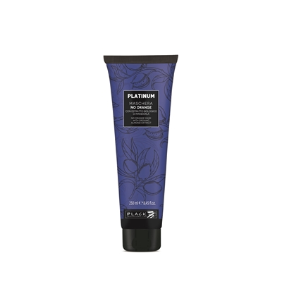 Picture of BLACK PROFESSIONAL LINE PLATINUM NO ORANGE MASK 250 ML