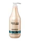 Vairāk informācijas par STAPIZ Sleek Line Volume Shampoo 1000 ml.