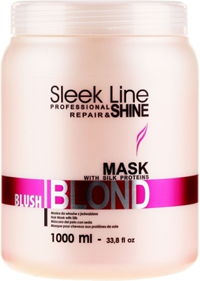 Picture of STAPIZ Sleek Line Blond Rose Mask 1000 ml