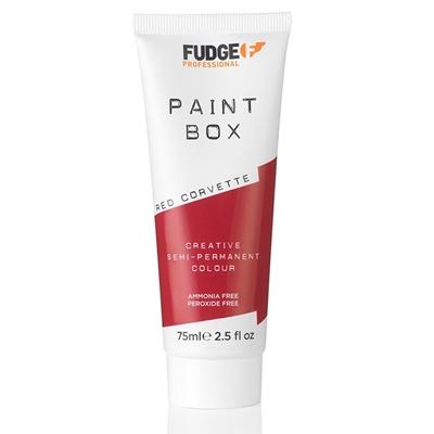 Picture of FUDGE PAINT BOX RED CORVETTE 75ML