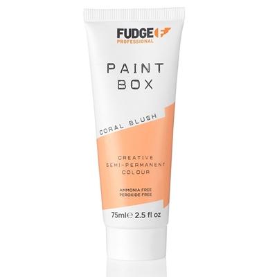 Picture of FUDGE PAINT BOX CORAL BLUSH 75ML