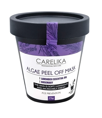 Picture of CARELIKA Algea Peel Off Mask Lavender Oil 25G