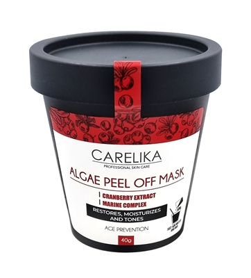 Picture of CARELIKA Algea Peel Off Mask Cranberry Extract 40G