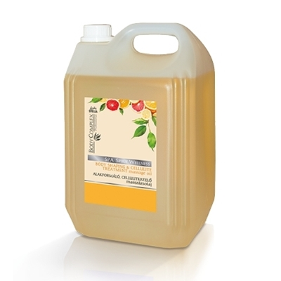 Picture of STELLA BODY SHAPING AND CELLULITE TREATMENT MASSAGE OIL 5000ML