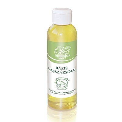 Picture of STELLA BASIC NATURAL MASSAGE OIL 250ML