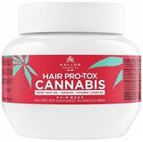 Vairāk informācijas par KALLOS HAIR PRO-TOX CANNABIS HAIR MASK 275 ml